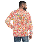 Unisex Bomber Jacket - Retro Paisley - Men