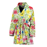 Wildflower Bath Robe - Women
