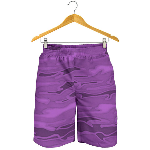 Camo Lava Lamp Men's Shorts