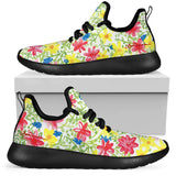 Wildflower Mesh Knit Sneakers