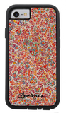 Retro Paisley iPhone Tough Xtreme Case