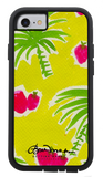 Strawberry Tropic iPhone Tough Xtreme Case