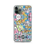 Stop War Now Graffiti iPhone Case (select model)