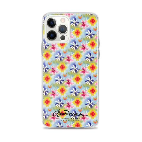 Sunrise Floral iPhone Case (select model)