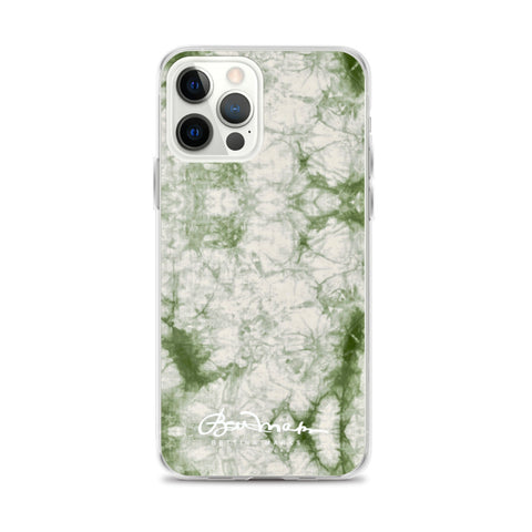 Sage Tie Dye iPhone Case (select model)