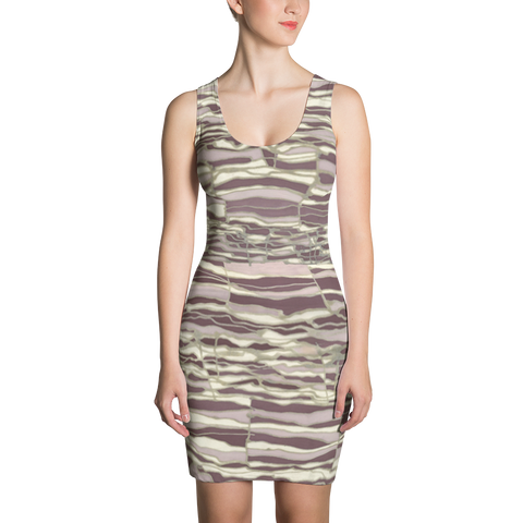 Techno Fitted Dress