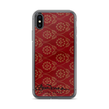 Turkish Tapestry Tough iPhone X Case