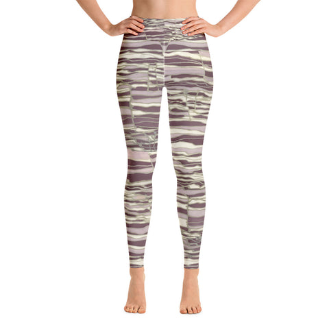 Techno Yoga Leggings