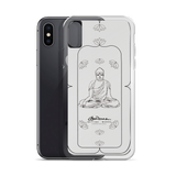 Tough iPhone X Buddha Case