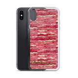 Pink Lava Lamp iPhone X Case