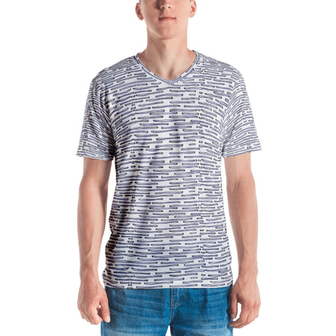Nautical Crew Men's T-shirt
