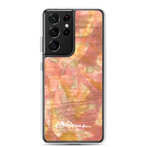 Watercolor Smudge Samsung Case (select model)