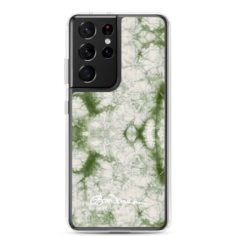 Sage Tie Dye Samsung Case (select model)