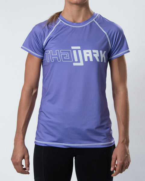 1-Pack Women's DarkLight Reversible Short Sleeve Jersey - Lilac