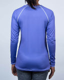 1-Pack Women's DarkLight Reversible Long Sleeve Jersey - Lilac
