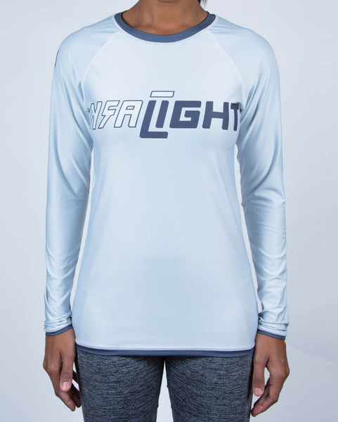 Women's DarkLight Reversible Long Sleeve Jersey - Signature Red and Graphite Grey Combo Pack