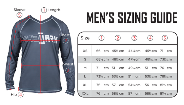 2- Pack Men's DarkLight Reversible Long Sleeve Jersey - Signature Red and Graphite Grey