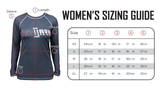 2-Pack Women's DarkLight Reversible Long Sleeve Jersey - Signature Red and Graphite Grey