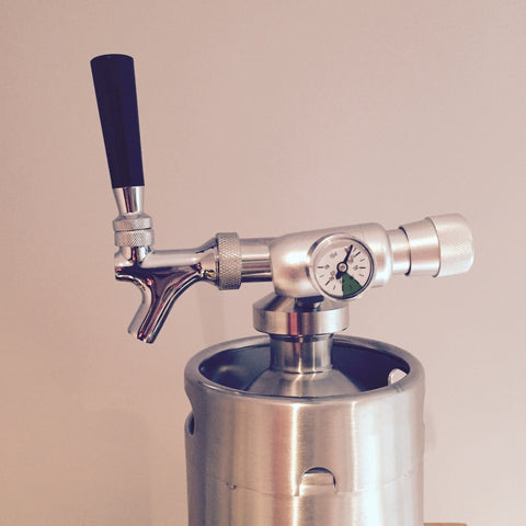 The Real Spear - Real Dispenser for Kegger - North City Growlers