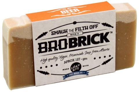 Bro Brick Beer Soap (125 g) - North City Growlers