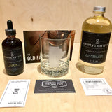 Old Fashioned Collaboration Gift Box - North City Growlers