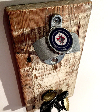 The Catcher - NHL Bottle Cap Catcher - North City Growlers