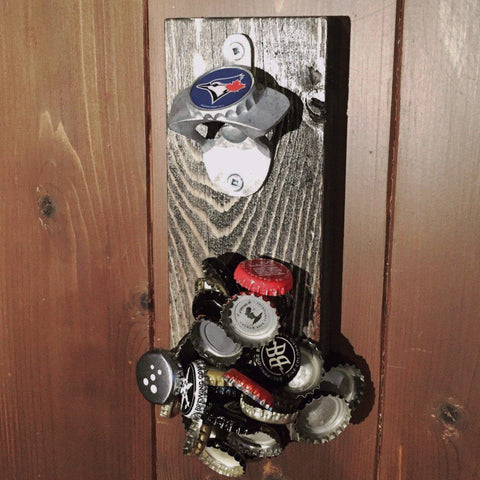 The Catcher - MLB Bottle Cap Catcher