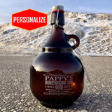 The Palla - 2L Glass Growler - North City Growlers