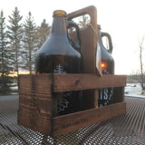 The Transporter - Growler Carrier - North City Growlers