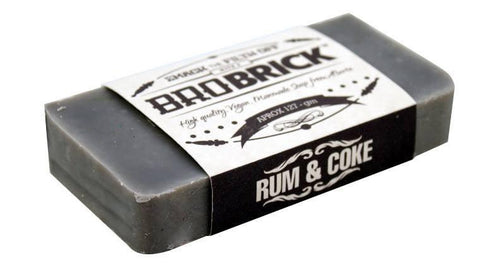 Bro Brick Rum & Coke Soap (125 g) - North City Growlers