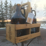 The Custom Transporter - Growler Carrier - North City Growlers
