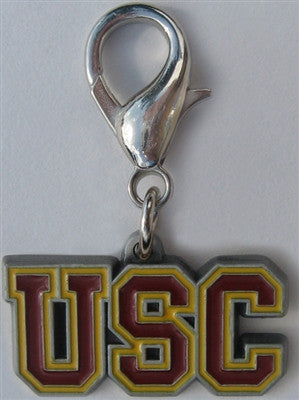 NCAA Licensed Team Charm - USC Trojans