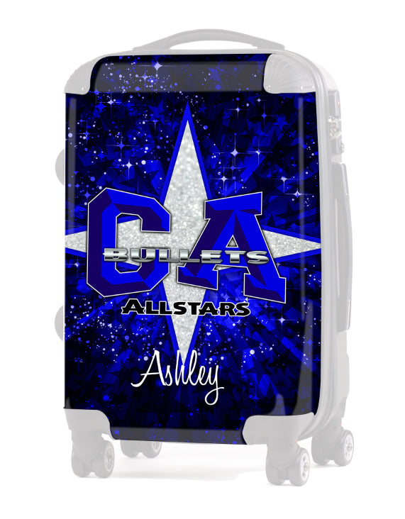 Luggage INSERT Replacement Design-3 California All Stars