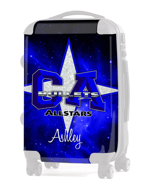 Luggage INSERT Replacement Design-4 California All Stars