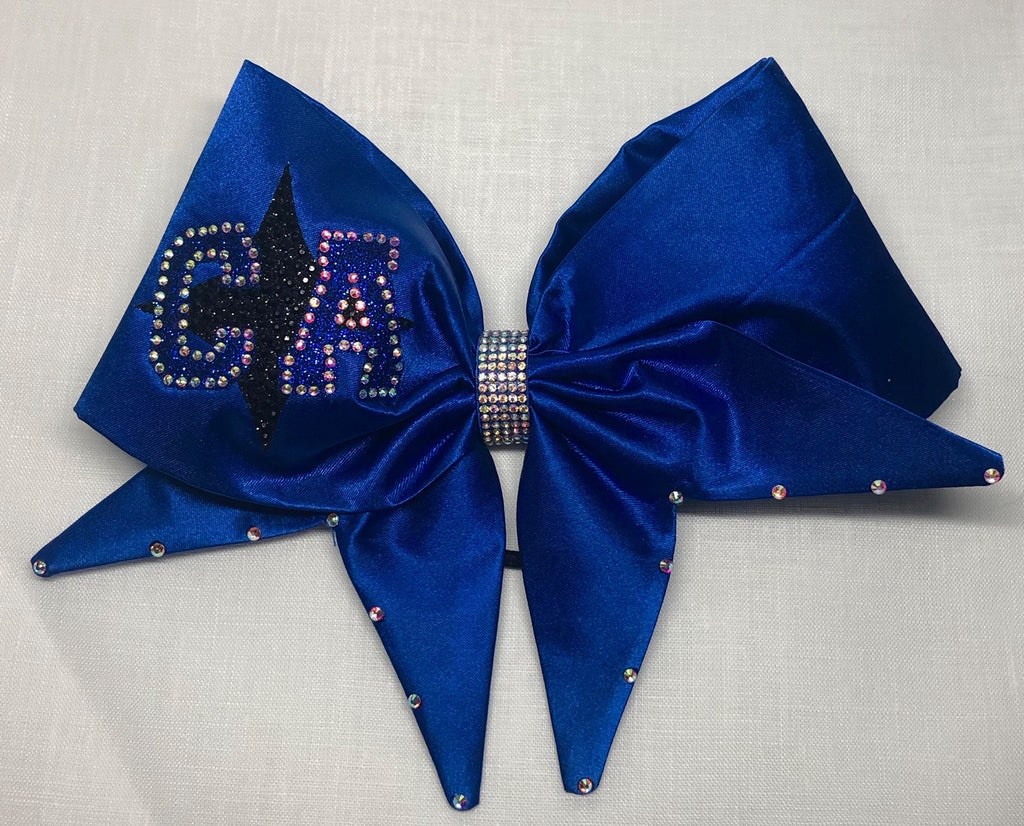 Cali Blue Bow