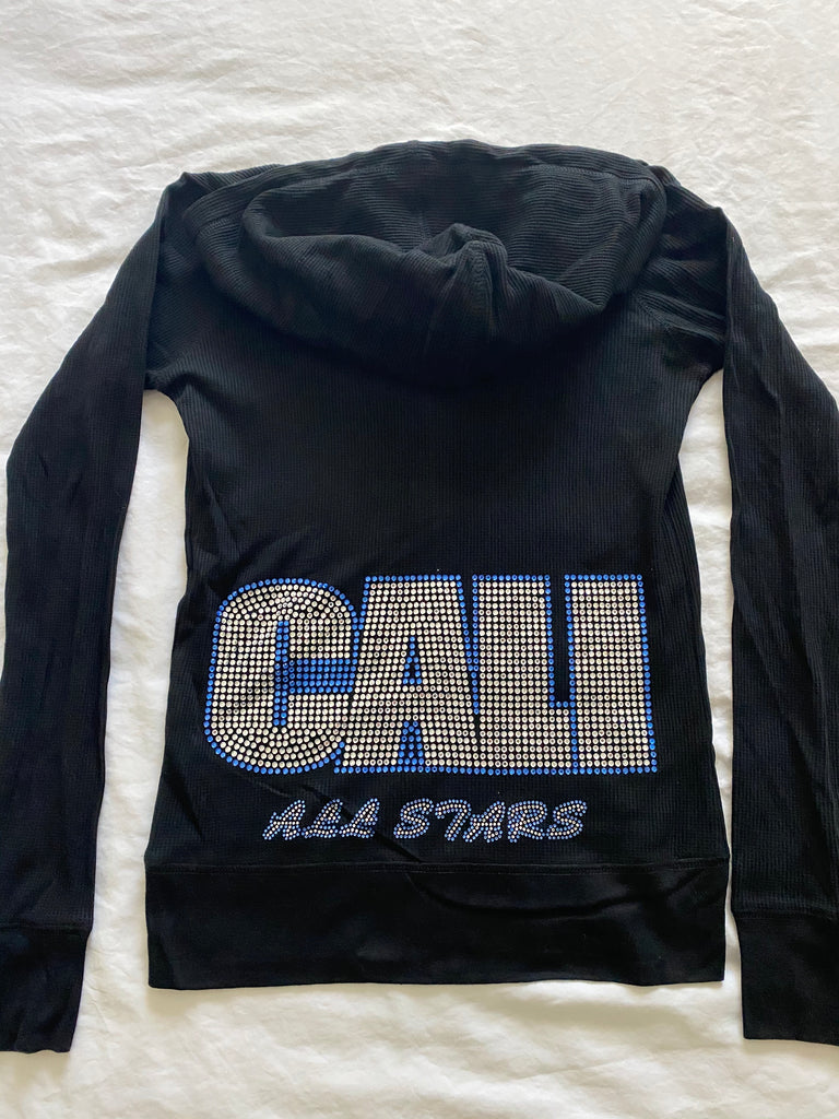 CALI All Stars Black Bling Jacket