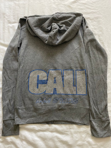 CALI All Stars Gray Bling Jacket