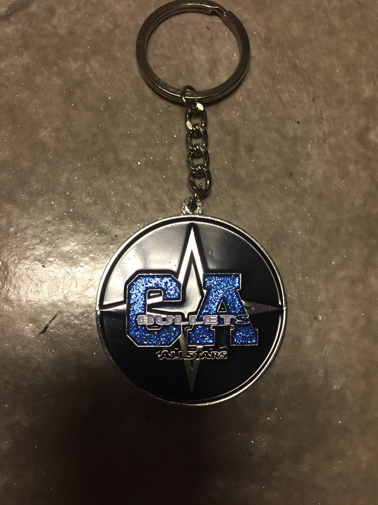 2017 Worlds Key Chain
