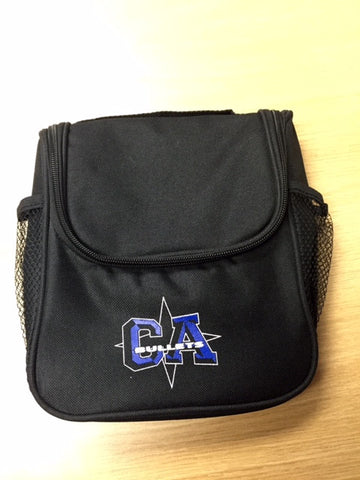 CA Bullets lunch box