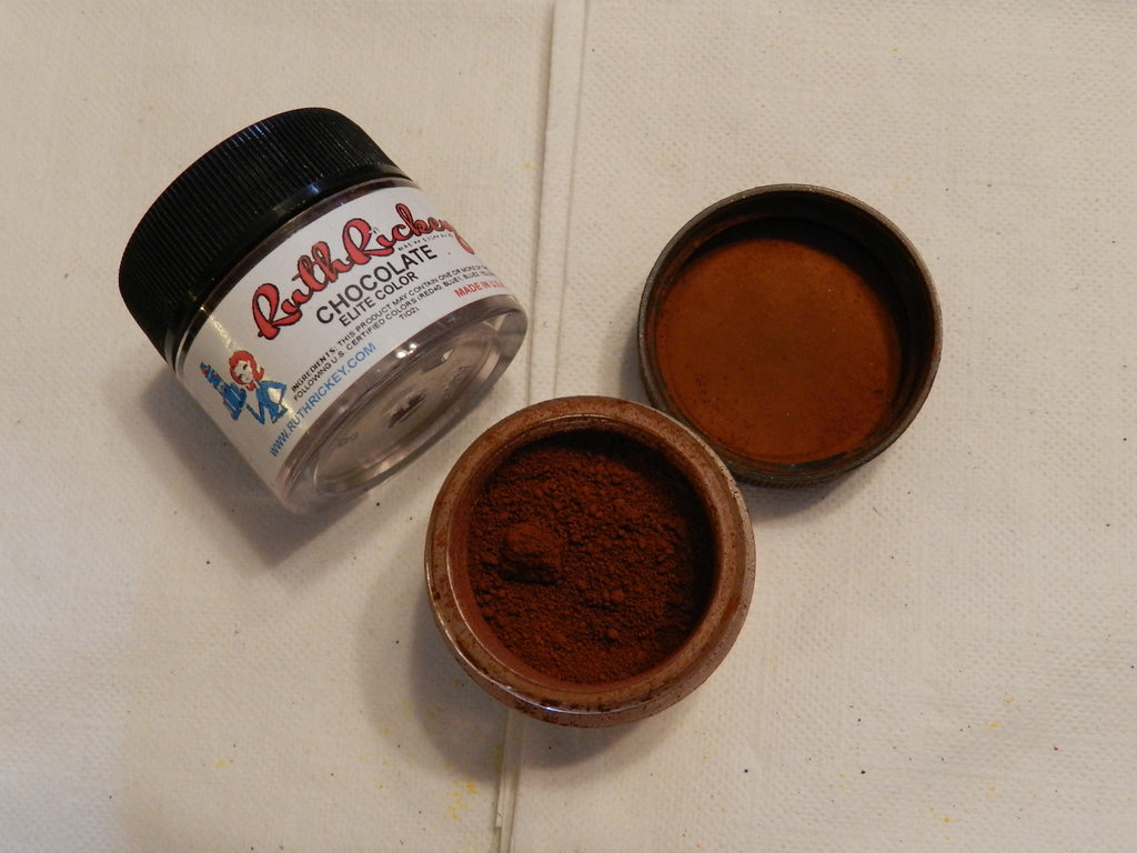 Chocolate Petal Dust