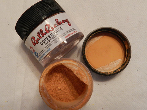 Copper Face Petal Dust