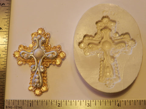 Cross Mold 2