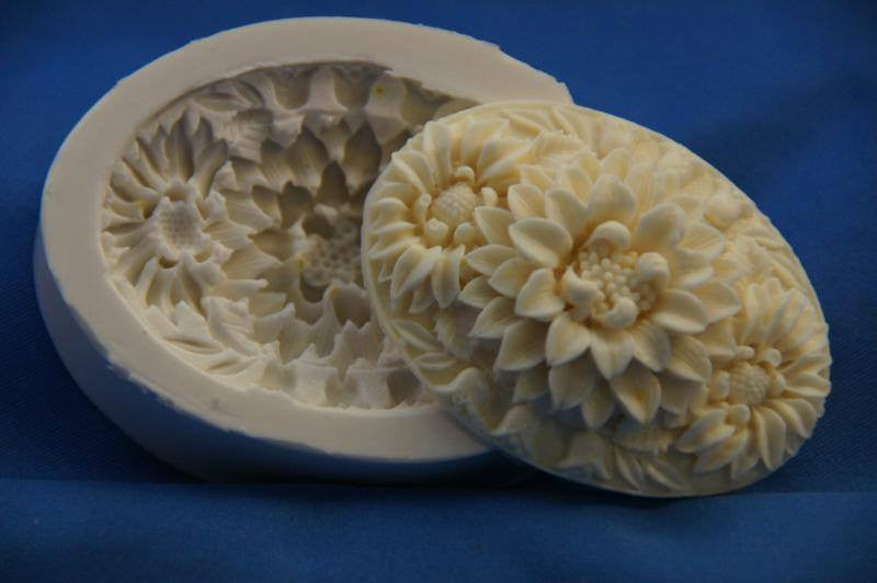 Floral Mold 2