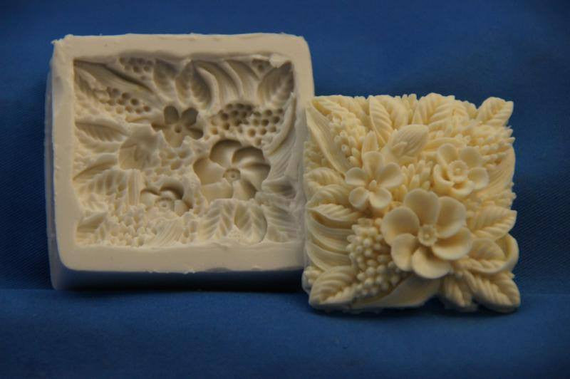 Floral Mold 5