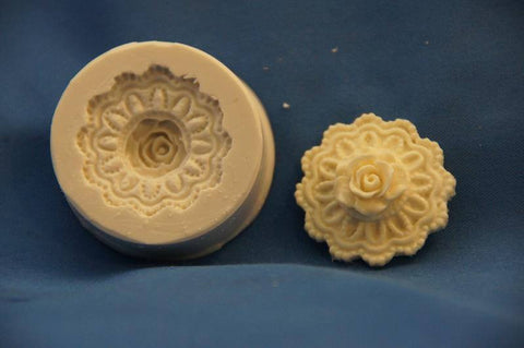 Floral Mold 7