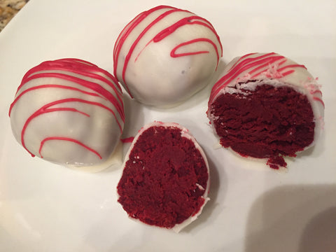 Shipped - Red Velvet Bites