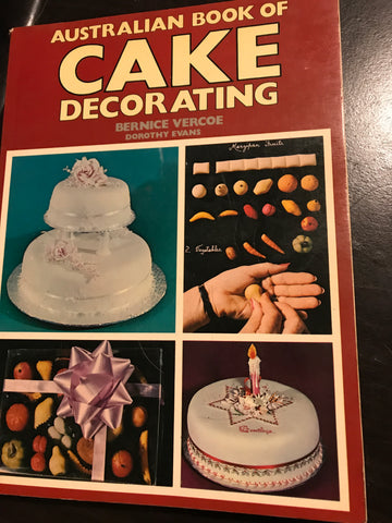 Australian Cake Decorating