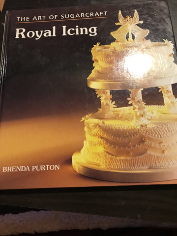 The Art of Sugarcraft:  Royal Piping