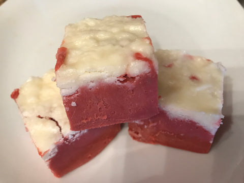 Shipped -  Red Velvet Fudge