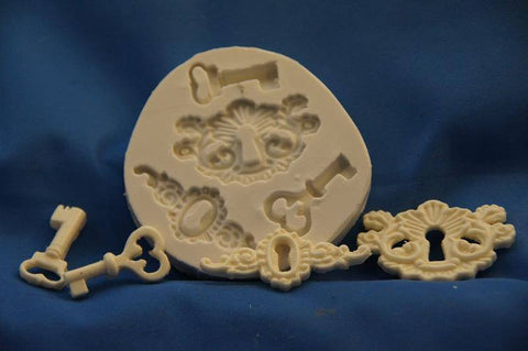Keys/Locks Mold
